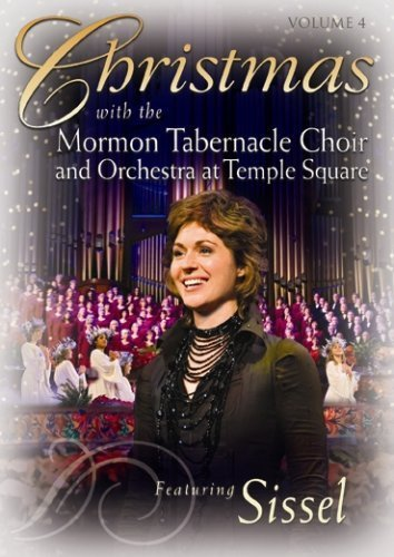 9781590388273: Christmas with the Mormon Tabernacle Choir and Orchestra at Temple Square Featuring Sissel Volume 4