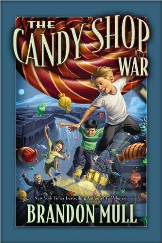 9781590389706: The Candy Shop War