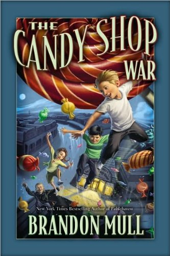 9781590389706: The Candy Shop War