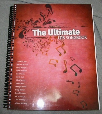9781590389850: The Ultimate LDS Songbook