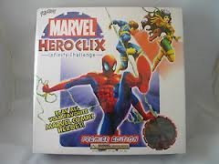 9781590410530: Marvel Heroclix Infinity Challenge