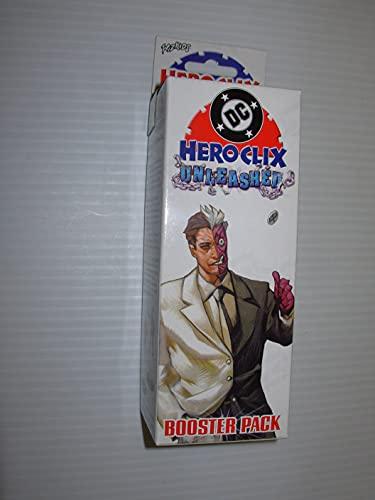 9781590411162: DC Heroclix Unleashed Booster Box