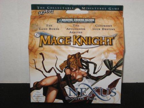 9781590412572: Mage Knight Nexus Booster