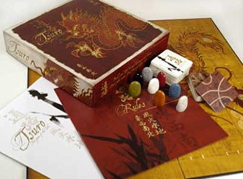 9781590413425: Compound Fun Games CLP020 Tsuro the Game of the Path