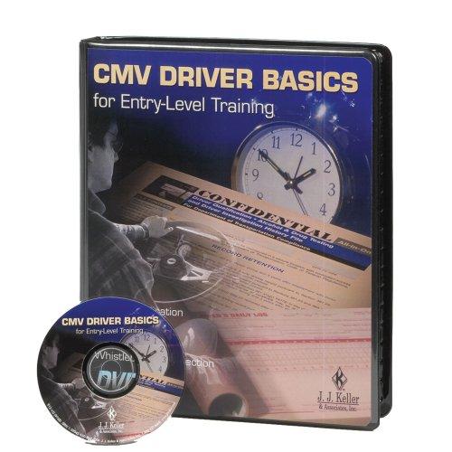 9781590425282: CMV Driver Basics for Entry-Level Training - DVD Program (386DVD)