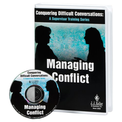 9781590428641: Conquering Difficult Conversations: Managing Conflict - DVD Training (784DVD)