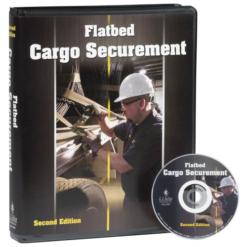 9781590429433: Cargo Securement FLATBEDS - DVD Training Program