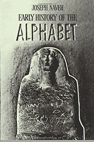 9781590450222: Early History of the Alphabet: An Introduction to West Semitic Epigraphy and Palaeography (Volume 1)