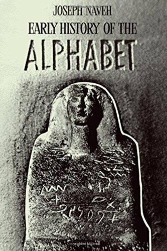 9781590459539: Early History of the Alphabet