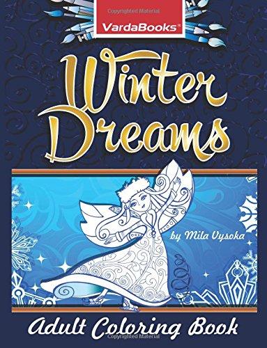 9781590459898: Adult Coloring Book: Winter Dreams