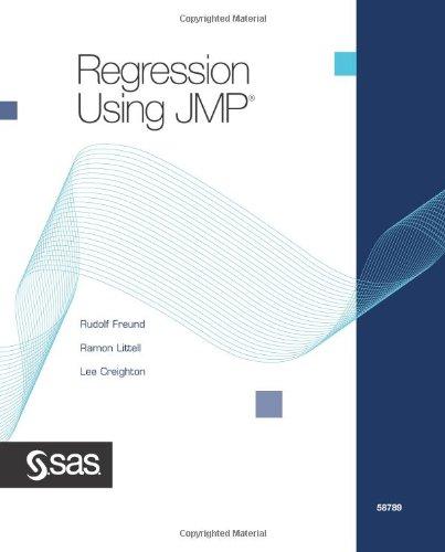 9781590471609: Regression Using JMP