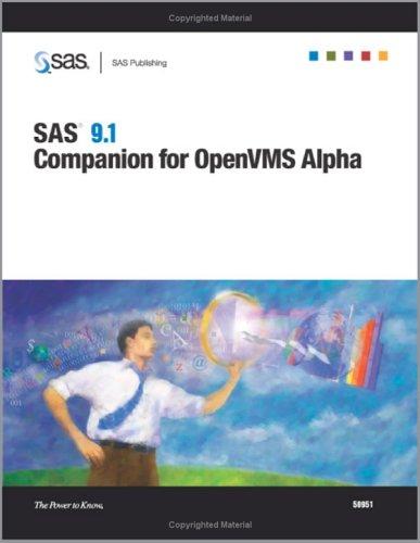 9781590472118: SAS 9.1 Companion for OpenVMS Alpha