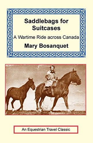 9781590480717: Saddlebags for Suitcases (Equestrian Travel Classics)