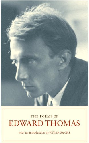 9781590510643: Poems of Edward Thomas