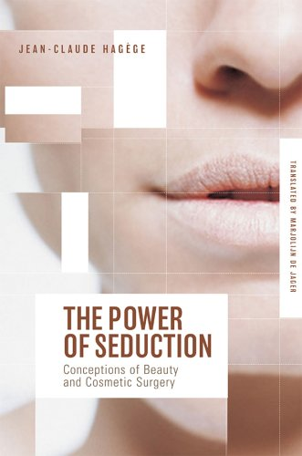 9781590511213: The Power of Seduction: Conceptions of Beauty and Cosmetic Surgery