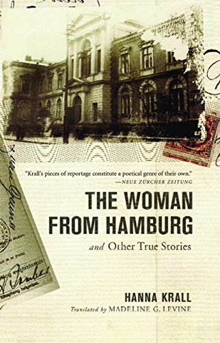 9781590511367: The Woman from Hamburg and Other True Stories