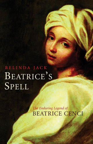 9781590511633: Beatrice's Spell: The Enduring Legacy of Beatrice Cenci