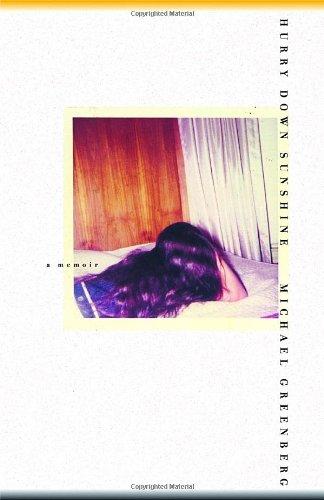 9781590511916: Hurry Down Sunshine: A Memoir