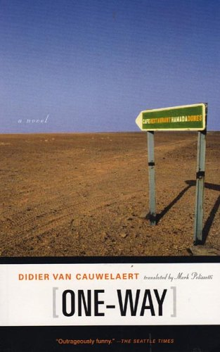 One-Way: Cauwelaert, Didier van; Polizzotti, Mark
