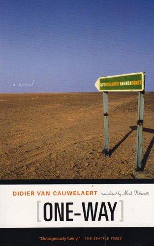 One-Way: Cauwelaert, Didier van; Polizzotti, Mark