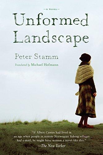 Unformed Landscape: Peter Stamm
