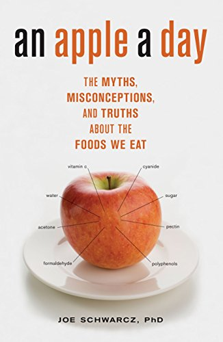 9781590513118: An Apple A Day: The Myths, Misconceptions, and Truths About the Foods We Eat