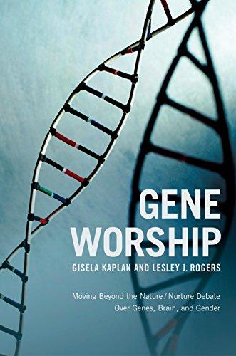 9781590514436: Gene Worship: Moving Beyond the Nature/ Nurture Debate Over Genes, Brain and Gender