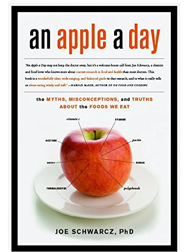 9781590514580: An Apple a Day: The Myths, Misconceptions, and Truths About the Foods We Eat