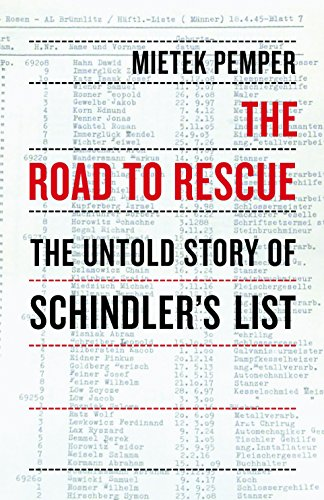 9781590514948: The Road to Rescue: The Untold Story of Schindler's List