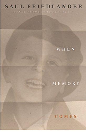 9781590518076: When Memory Comes