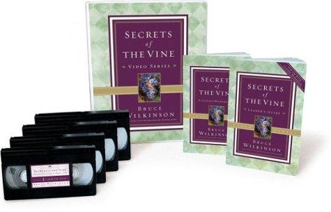 9781590520031: Secrets of the Vine video series - 8-part: Breaking Through to Abundance [VHS]