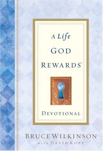 9781590520093: A Life God Rewards Devotional