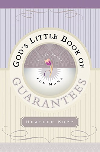 9781590520239: God's Little Book of Guarantees for Moms