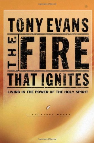 9781590520833: The Fire That Ignites: Living in the Power of the Holy Spirit (LifeChange Books)