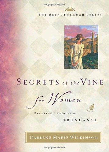 9781590521564: Secrets of the Vine for Women