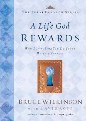 9781590521656: A Life God Rewards: 6-Pocket Display, 24-unit