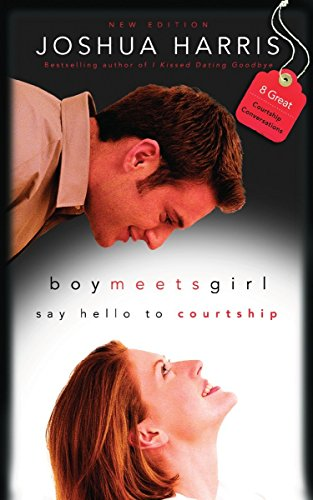 9781590521670: Boy Meets Girl: Say Hello to Courtship: 8 Great Courtship Conversations