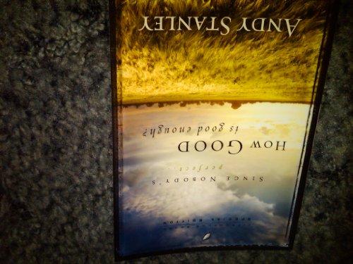 9781590523599: How Good is Good Enough? (LifeChange Books)