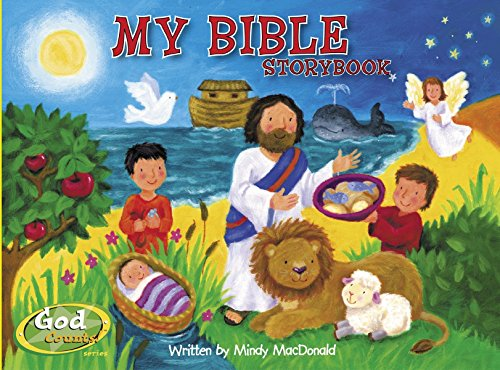 My Bible Storybook (GodCounts Series) Format: Loose-leaf: Mindy MacDonald
