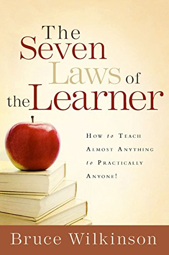 9781590524527: The Seven Laws of the Learner: How to Teach Almost Anything to Practically Anyone