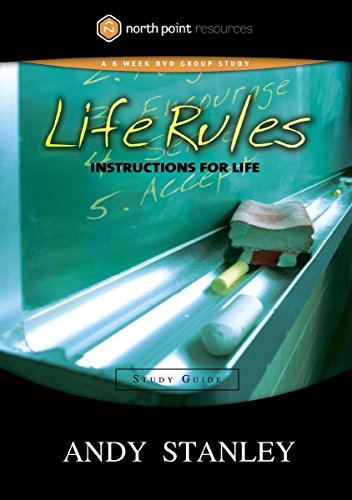 9781590524930: Life Rules Study Guide: Instructions for the Game of Life (Northpoint Resources)