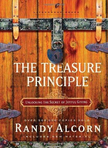 the treasure principle book report