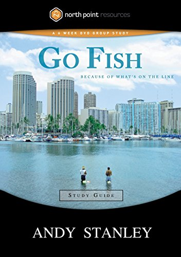 9781590525487: Go Fish (Study Guide): Because of What's on the Line (North Point Resources)