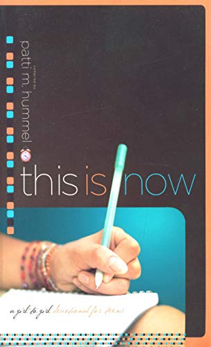 9781590526057: This Is Now: A Girl-To-Girl Devotional for Teens
