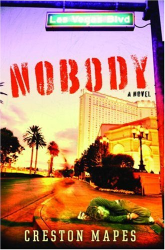 Nobody: A Novel ****SIGNED BOUND GALLEY****