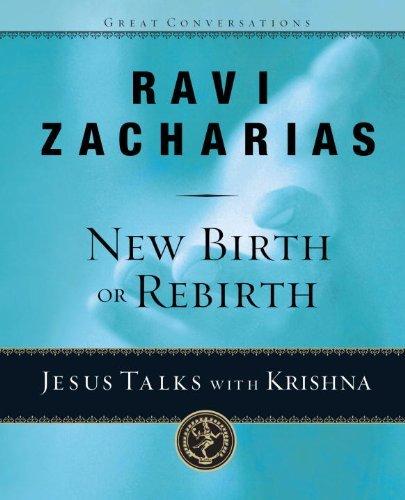 9781590527252: New Birth or Rebirth?: Jesus Talks with Krishna (Great Conversations)