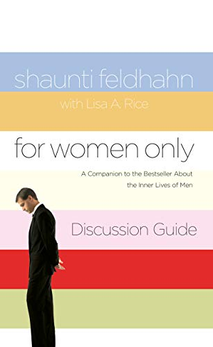 9781590527689: For Women Only Discussion Guide: A Companion to the Bestseller About the Inner Lives of Men