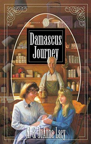 9781590527917: Damascus Journey (Hannah of Fort Bridger Series #8)