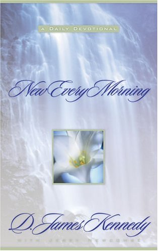 9781590528358: New Every Morning: A Daily Devotional