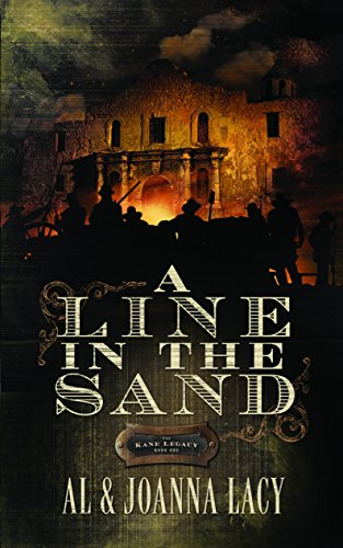 A Line in the Sand (The Kane: Lacy, Al; Lacy,